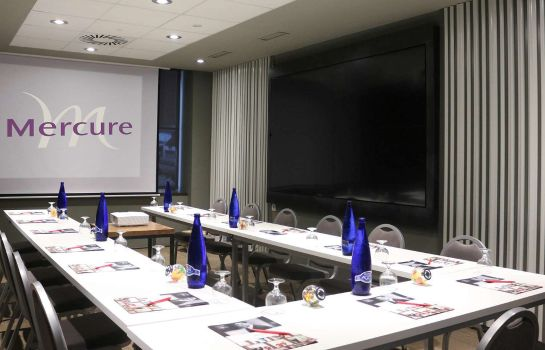 Conference room Mercure Madrid Centro