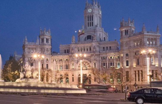 Info Mercure Madrid Centro
