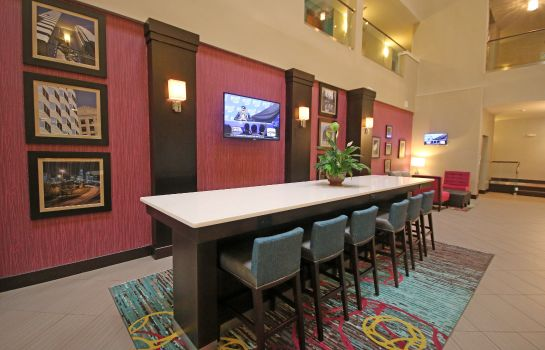 Hotelhal Holiday Inn Express & Suites CHARLOTTE NORTH