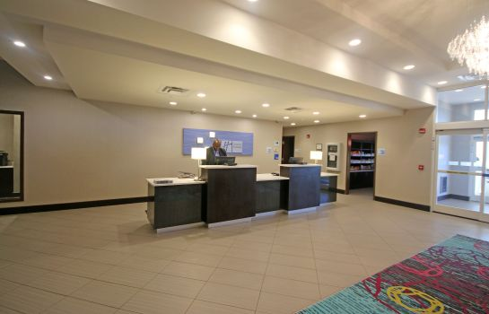 Hol hotelowy Holiday Inn Express & Suites CHARLOTTE NORTH