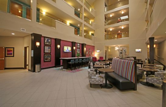Hall de l'hôtel Holiday Inn Express & Suites CHARLOTTE NORTH
