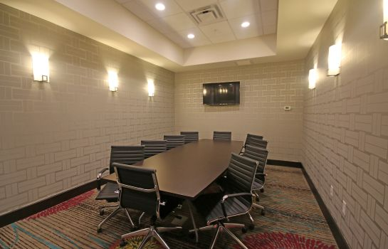 Salle de séminaires Holiday Inn Express & Suites CHARLOTTE NORTH