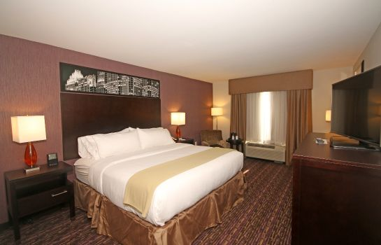 Kamers Holiday Inn Express & Suites CHARLOTTE NORTH