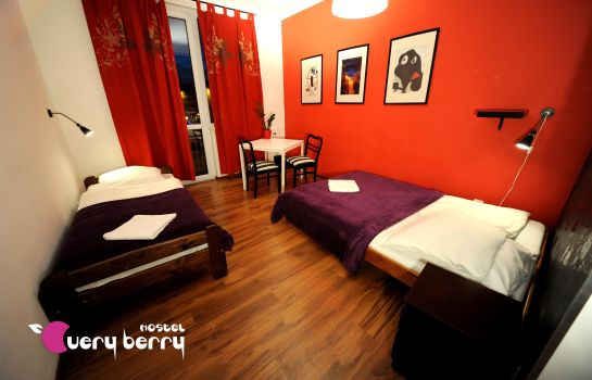 Chambre double (standard) Very Berry Hostel