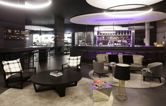Hotel-Bar Novotel Basel City