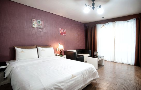 Single room (standard) BENIKEA Technovalley Hotel