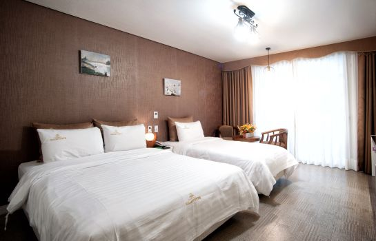 Double room (standard) BENIKEA Technovalley Hotel