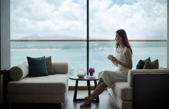 Suite JW Marriott Hotel Sanya Dadonghai Bay
