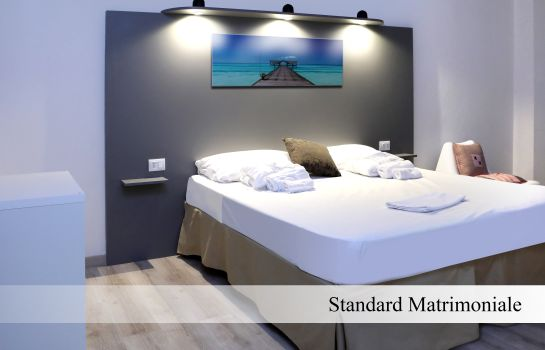 Chambre double (standard) Residence Europa