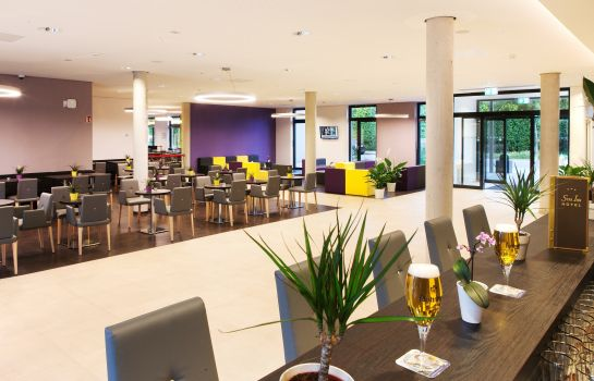 Widok wewnątrz Star Inn Hotel Stuttgart Airport-Messe, by Comfort