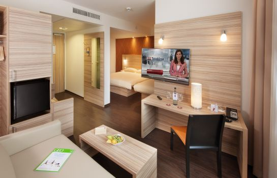Suite Star Inn Hotel Stuttgart Airport-Messe, by Comfort