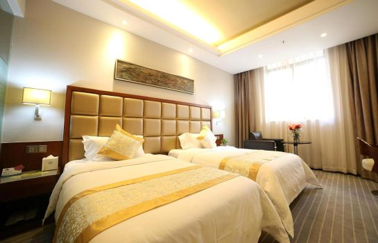 Double room (standard) Days Inn Hotspring Xiamen