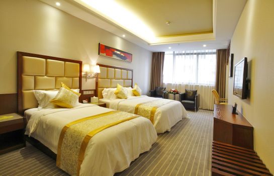 Double room (superior) Days Inn Hotspring Xiamen