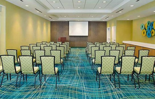 Conference room SpringHill Suites Dallas Lewisville