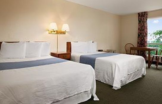 Room Finger Lakes Hotel
