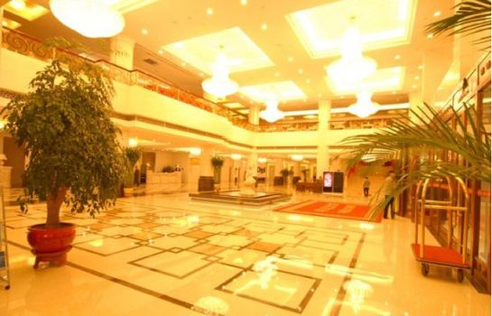 Hotelhalle Erdos Ulan International Hotel
