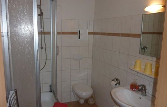 Bathroom Pension Hafenblick