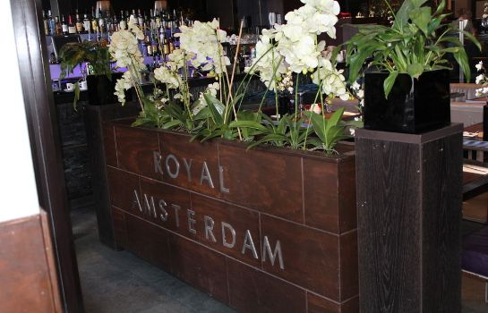 Hotel bar Royal Amsterdam Hotel