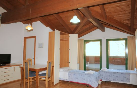 Four-bed room Oasi