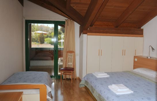 Double room (superior) Oasi