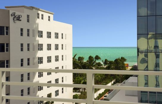 Außenansicht Hilton Garden Inn Miami South Beach
