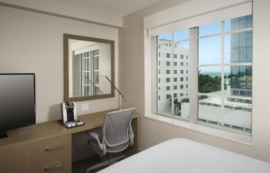 Zimmer Hilton Garden Inn Miami South Beach