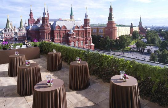 Suite Four Seasons Hotel Moscow