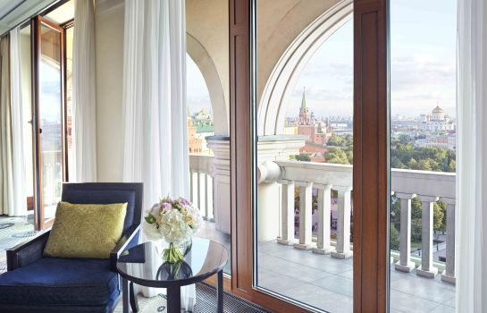 Room Four Seasons Hotel Moscow