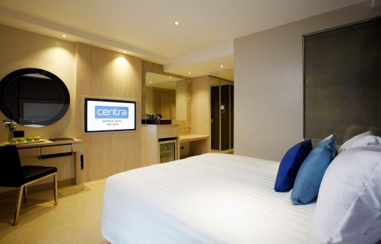 Suite Centra by Centara Avenue Hotel Pattaya