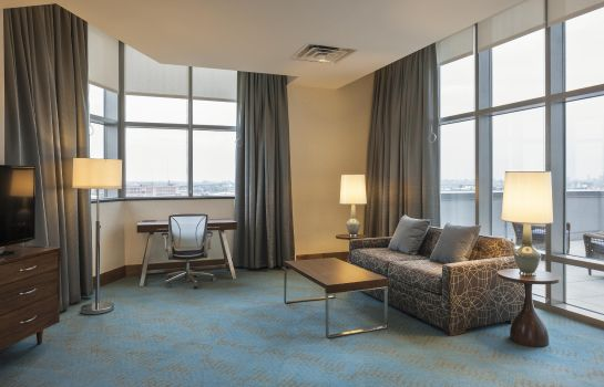 Suite Hilton Garden Inn Long Island City-Manhattan View