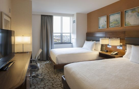 Kamers Hilton Garden Inn Long Island City-Manhattan View