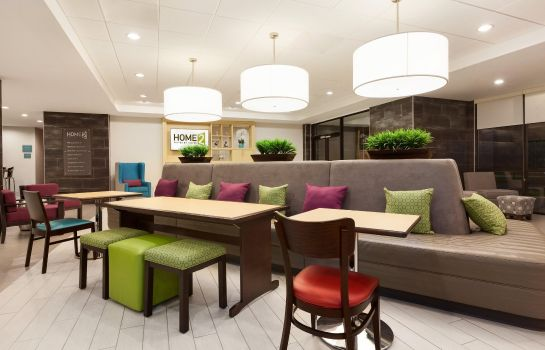 Hotelhalle Home2 Suites by Hilton Amarillo