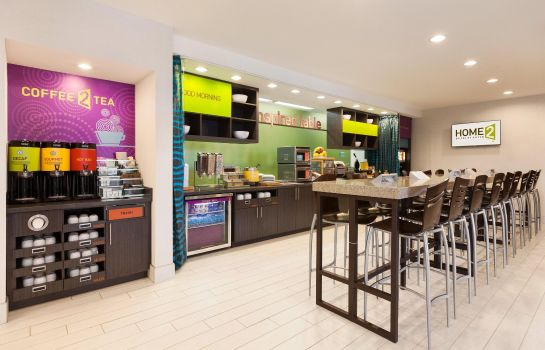 Restaurant Home2 Suites by Hilton Amarillo