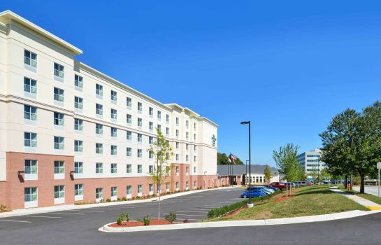 Exterior view Homewood Suites by Hilton Columbia-Laurel