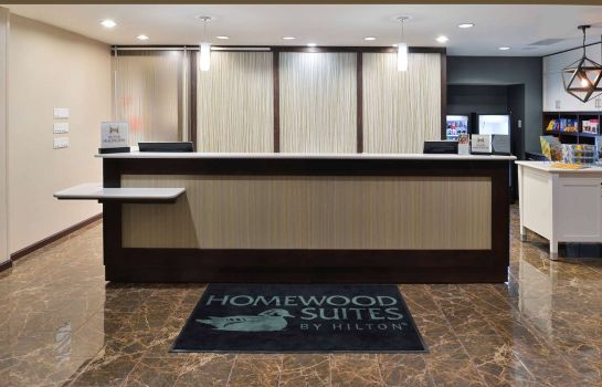 Lobby Homewood Suites by Hilton Columbia-Laurel