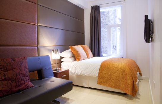 Chambre double (standard) Belle Cour Hotel Russell Square