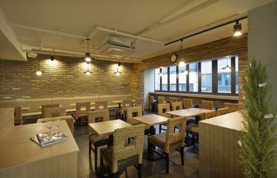 Ristorante Hotel Foret Busan Station