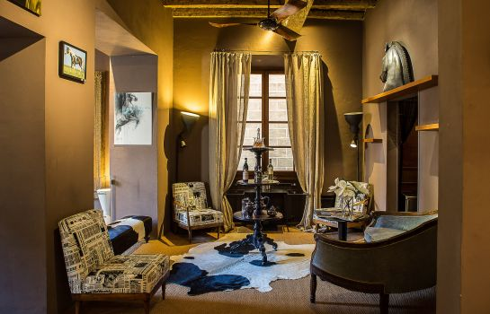 Innenansicht Porcellino Gallery Art and Boutique B&B