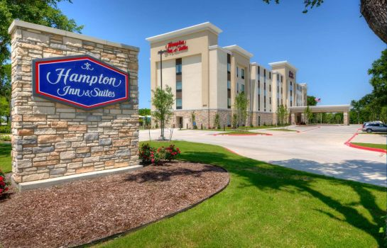 Außenansicht Hampton Inn - Suites Dallas-Plano-East TX