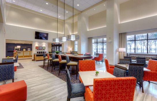 Hotelhalle Hampton Inn - Suites Dallas-Plano-East TX