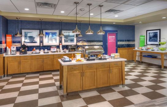 Restaurant Hampton Inn - Suites Dallas-Plano-East TX