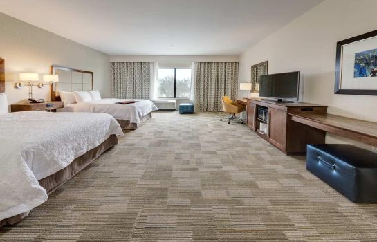 Zimmer Hampton Inn - Suites Dallas-Plano-East TX