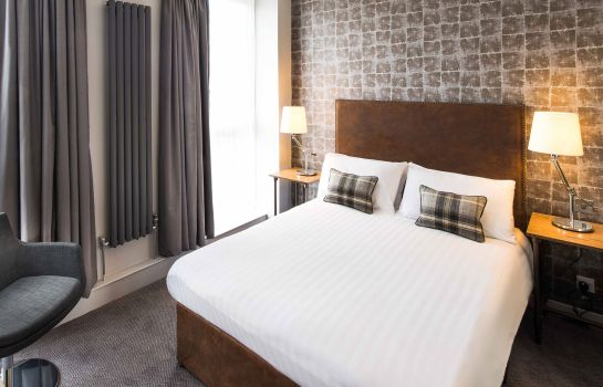 Double room (standard) Go Glasgow Urban Hotel by Compass Hospitality