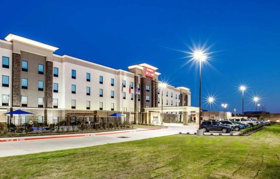 Widok zewnętrzny Hampton Inn - Suites - Dallas-Ft Worth Airport South TX