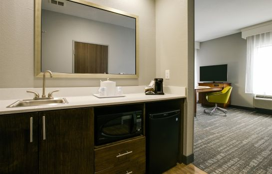 Bar hotelowy Hampton Inn - Suites - Dallas-Ft Worth Airport South TX