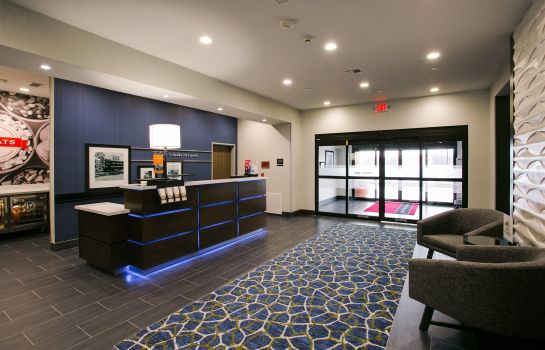 Hol hotelowy Hampton Inn - Suites - Dallas-Ft Worth Airport South TX