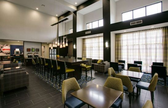 Hotelhalle Hampton Inn - Suites - Dallas-Ft Worth Airport South TX
