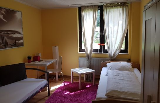 Chambre individuelle (standard) Nauwieser Apartments