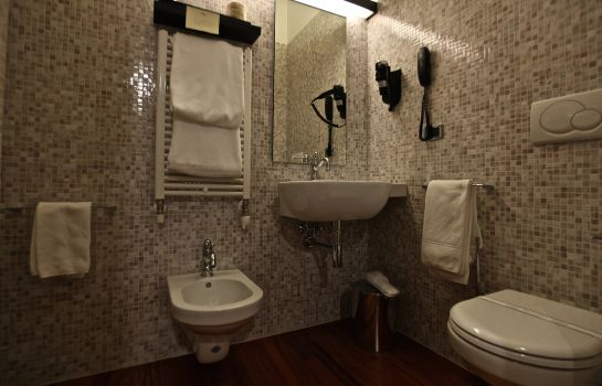 Bagno in camera SeePort Hotel