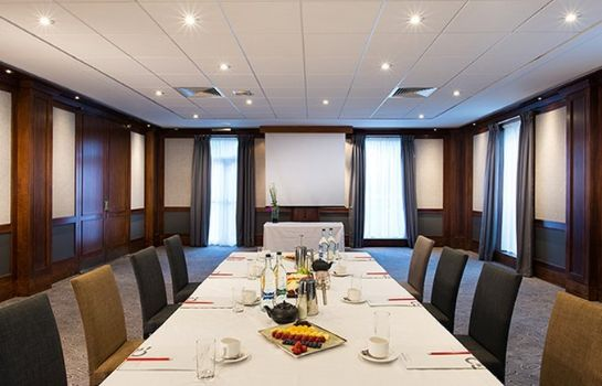 Conference room Go Glasgow Urban Hotel by Compass Hospitality